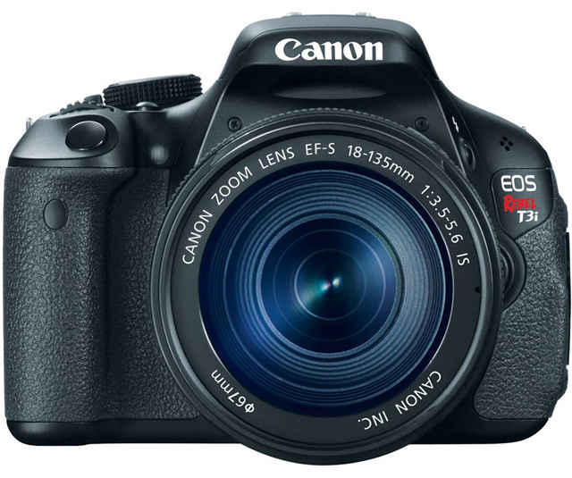 The Canon T3i is a good choice for most beginners.