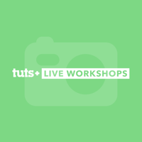 Win a Tuts+ Live Workshop Ticket: Photoshop and Lightroom for Photographers