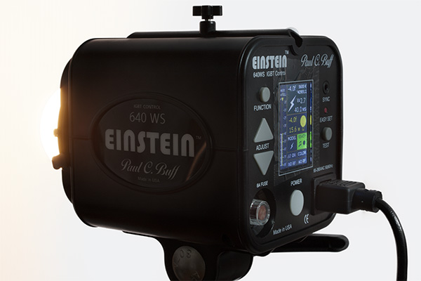 The glorious Einstein. $500 of amazing performance.