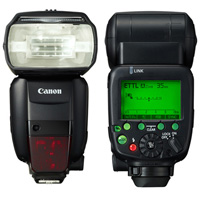 Preview for How to Use Your Canon Speedlite 600EX-RT