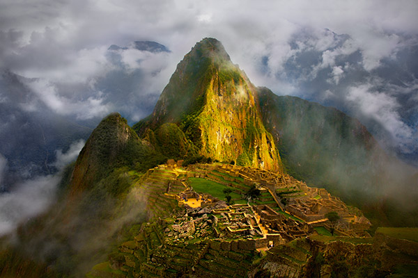 The Lost City - Machu Picchu, Peru