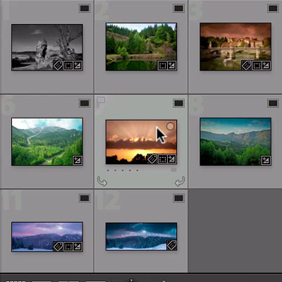 Preview for Lightroom 5 Features: Using Smart Previews