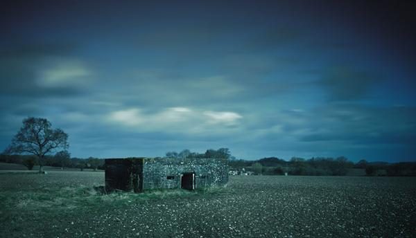 Stills For Extended Daylight Exposure Video Of Pillbox Ilton