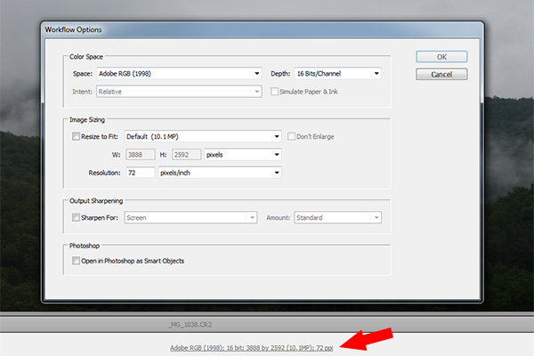 Keep Your RAW Data with Smart Objects