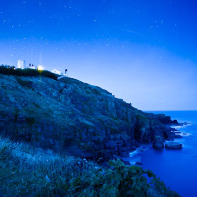Preview for Photographing a Starlit Lighthouse by Compositing with Gradients