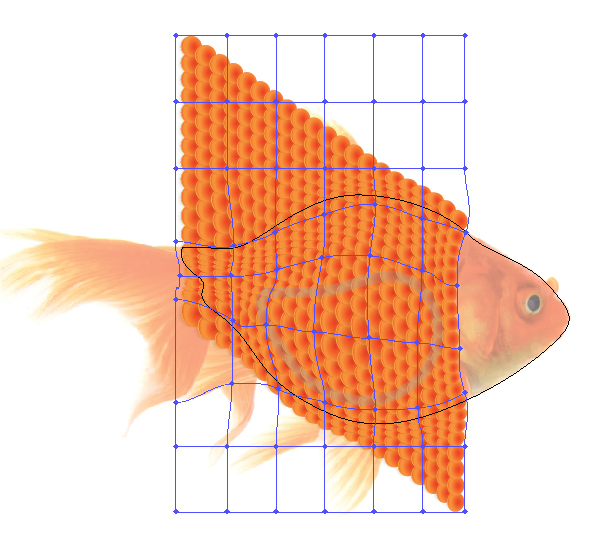 How To Create A Detailed Goldfish Couple With Adobe